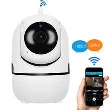 HD 1080P Cloud Wireless IP Camera Intelligent Auto Tracking Of Human Home Security Surveillance CCTV Network Wifi Camera secueye 1080p cloud wireless ip camera intelligent 2mp auto tracking of human home security surveillance cctv network wifi cam