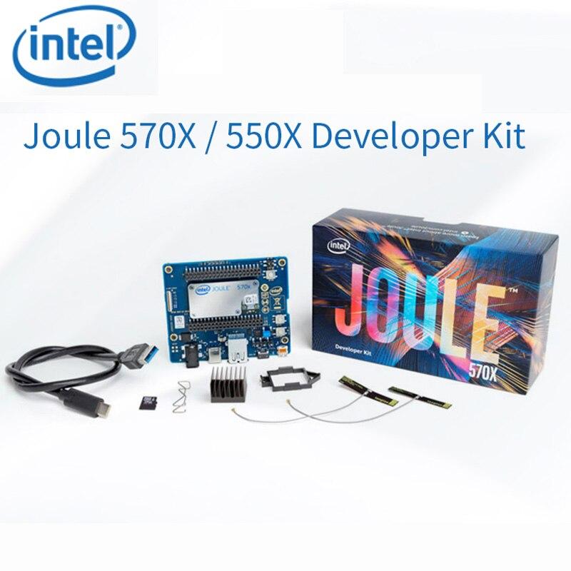 Intel SOM Joule 550X 570X Development Board Developer Kit AI Robot