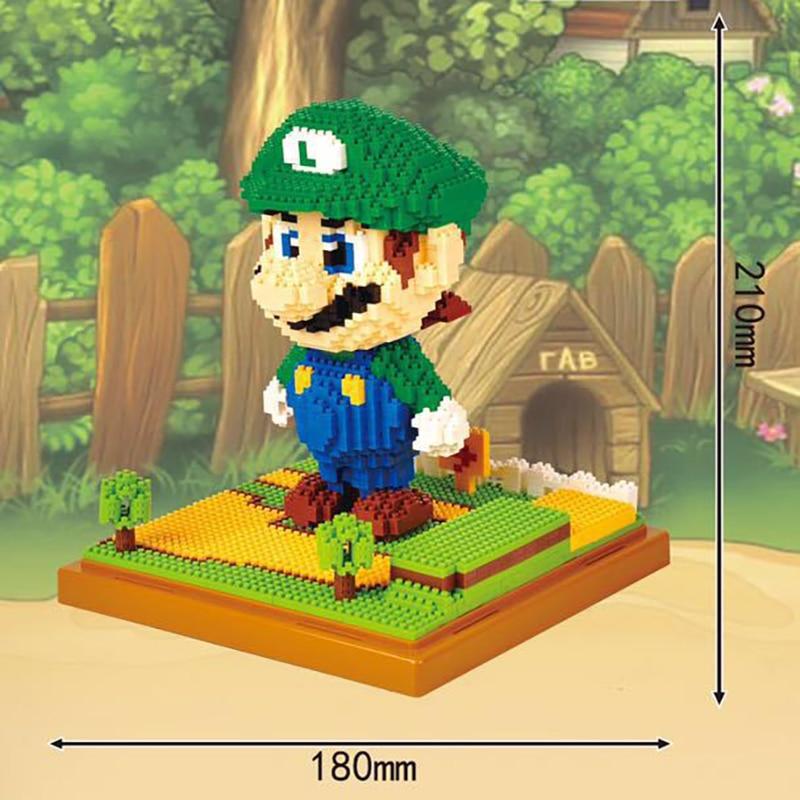 Super Mario Bros Micro Building Blocks 15