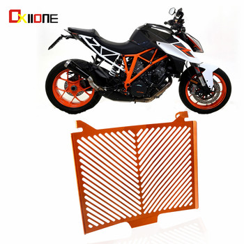 цена на For KTM 1290 Super Duke R/GT 2013 2014 2015 2016 2017 2018 2019 Motorcycle Radiator Grille Cover Guard Stainless Protection