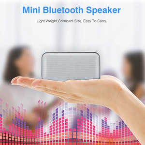 Image 3 - Wireless Bluetooth 4.2 Speaker Portable Music Player Mini Loudspeaker With Built In Microphone