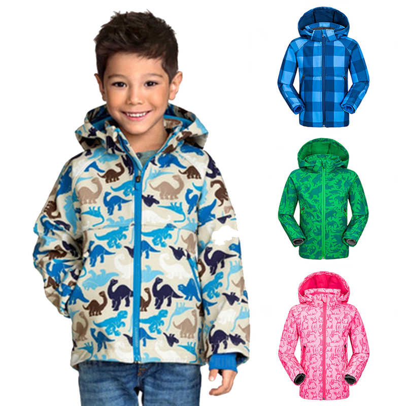 Children New Skiing Top Profession Kids Ski Suits Outdoor Windproof  Coat Girls Camping Skiing Jacket Winter Snowboard Clothes