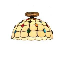 Lampy sufitowe w stylu vintage Lustre nauki Loft lampa ozdobna oprawy światła salon jadalnia sypialnia lampki do czytania oświetlenie sufitowe