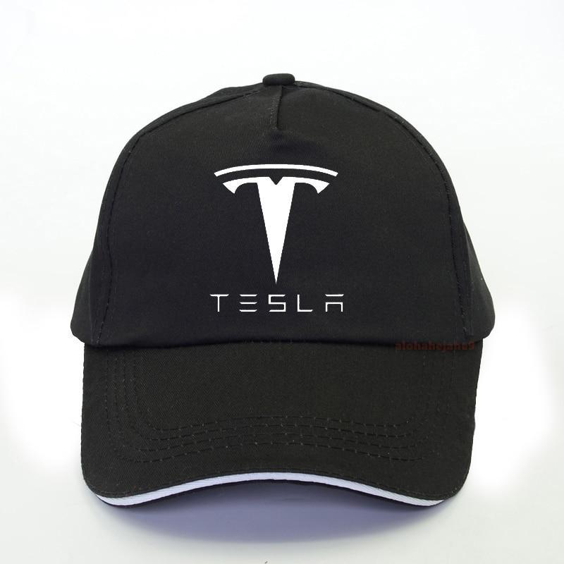 Модная брендовая бейсбольная кепка tesla, мужская Кепка Snapback для мужчин и женщин, унисекс, бейсбольная кепка Tesla для мужчин, головные уборы для ...