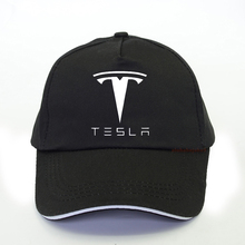 Baseball-Cap Hats Car-Tesla Unisex Women Fashion-Brand for Man