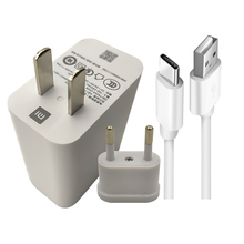 XIAO mi mi 9 schnelle ladegerät QC 4,0 27W schnelle ladung adapter Typ C Kabel für XIAO mi mi 9 Pro 9T A1 A2 a3 Rot mi Hinweis 8 7 K20 k30 pro