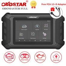 Obdstar odomasterための走行距離計の調整/オイルリセット/obdii機能更新バージョンのX300M取得サポート多言語