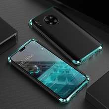 Luxury Shockproof Element Metal Case For Huawei Mate 30/ 20/ Pro Thin Hard Alumi