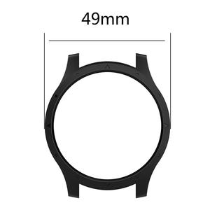Image 5 - Silicone Protector Case Cover For Garmin Forerunner 935 Anti dust Protective Shell Smart Watch Accessories 10 Colors