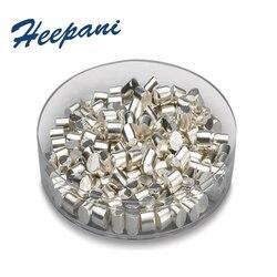 Бесплатная доставка серебряный металлический слиток с 99.99% чистоты Ag гранулы и серебряные блоки для исследований