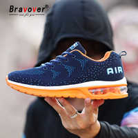 Hot Sale Outdoor Sport Men's Shoes Onke Professional Sneakers for Men Breathable Cushion Women Running Shoes Sweetheart Shoes
