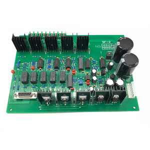 Baoma Servo Board Control System Power Feed Contact for CNC Wire Cut Machine(China)