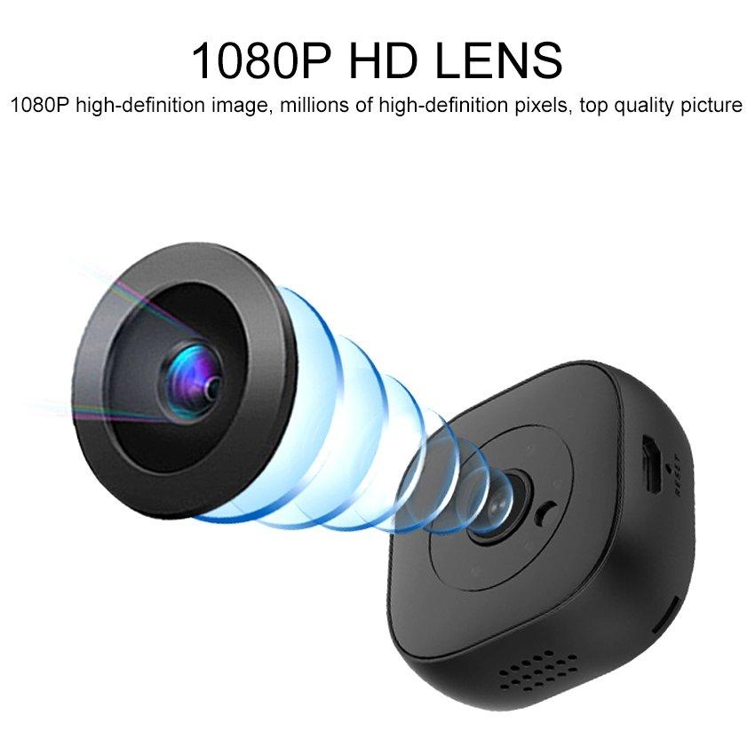 Hd 1080P Wifi Mini Camera Infrarood Night Versie Micro Camera Dvr Afstandsbediening Motion Sensor Cam Video Recorder Secret cam 2