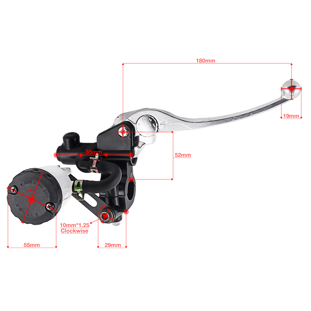 CNC Extendable Folding Motorcycle Adjustment Brake Clutch Levers For Honda CBR 400RR 1990-1994