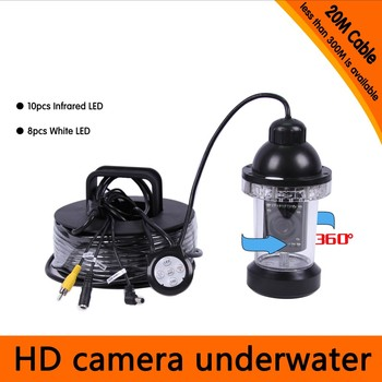 Submarine & Fishing Camera with 20m to 150m Cable Available Waterproof IP68 1