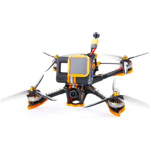 Image 3 - New iFlight Cidora SL5 FPV Drone 4S/6S BNF Squish X 215mm Frame 5inch FPV Freestyle Frame Carbon Fiber Airframe for FPV RC Drone