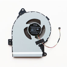 Fcn fhm7 ventilador para asus x541/x541sc x541u x541uv x541ua ltd d541na ag ventilador de refrigeração de cpu