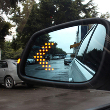 2 pçs carro estilo de giro luz indicadora de sinal para bmw e46 e39 e60 e90 ford focus 2 3 h7 led volkswagen passat b5 b6 golf 4 vw