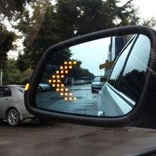 Светодиодный индикатор поворота для Bmw e46 e39 e60 e90 Ford focus 2 3 h7 Volkswagen Passat b5 b6 golf 4 vw, 2 шт.