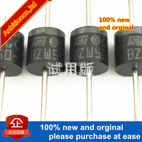 5pcs 100% New Original BZW50-33  R-6 Transient Diode 5000W In Stock