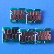 T6941-T6945 картридж микросхема для Epson surecolor T3200 T5200 T7200 T3000 T5000 T7000 с брендом серийный номер