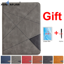Luxury Flip Leather Tablet For Coque Samsung Tab S6 Case 10.5 T860 T865 Wallet Stand Shell Funda For Samsung Galaxy Tab S6 Case mooncase canvas design leather side flip wallet pouch stand shell back чехолдля samsung galaxy e7 dark blue