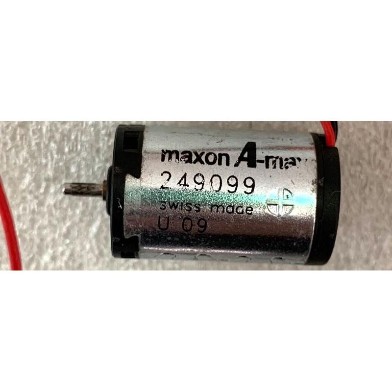 Б/у DC1.5V 3V maxon A-Макс 16 мм Швейцарский мини полые чашки высокоскоростной мотор 249099 RE16