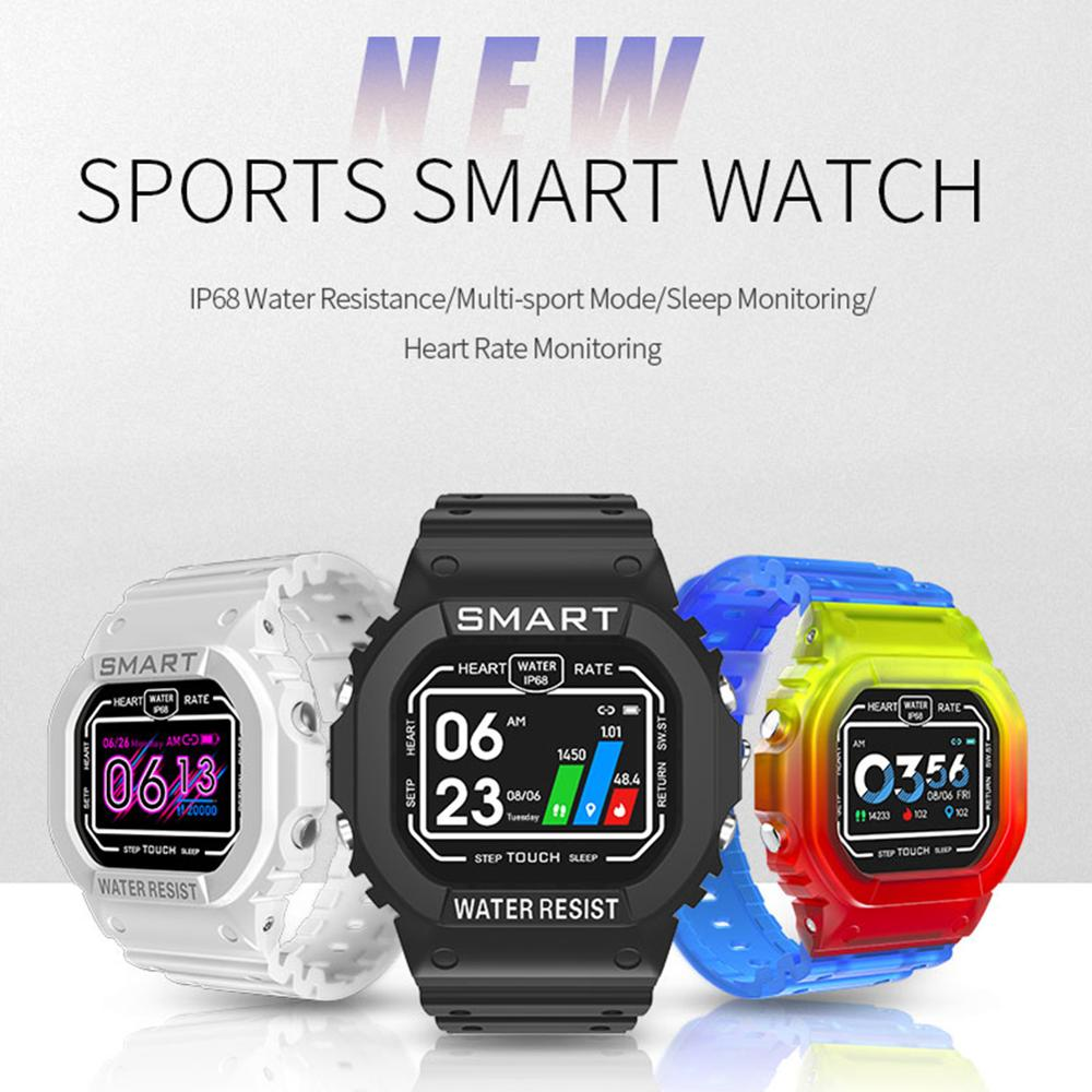 K16 Smart Watch IP68 Waterproof Heart Rate Blood Pressure Monitor Bracelet Swimming Men Wristwatch Sports Watch PK X12