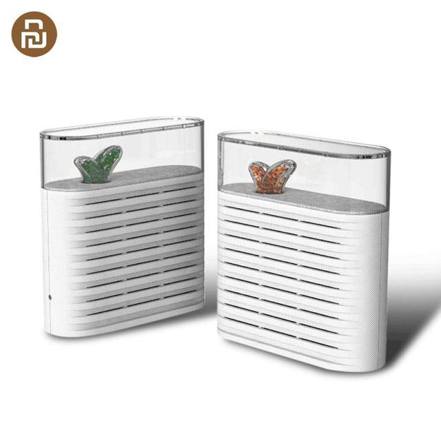 يوبين سوثينغ جهاز لإزالة الرطوبة من الهواء 150 مللي قابلة لإعادة الشحن مجفف هواء جهاز امتصاص الرطوبة