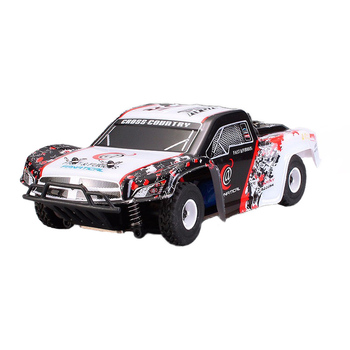 K999 rc car 1:28 off-road vehicle 2.4G electric four-wheel drive remote control car black gold chassis speed 30km RC off-road 4