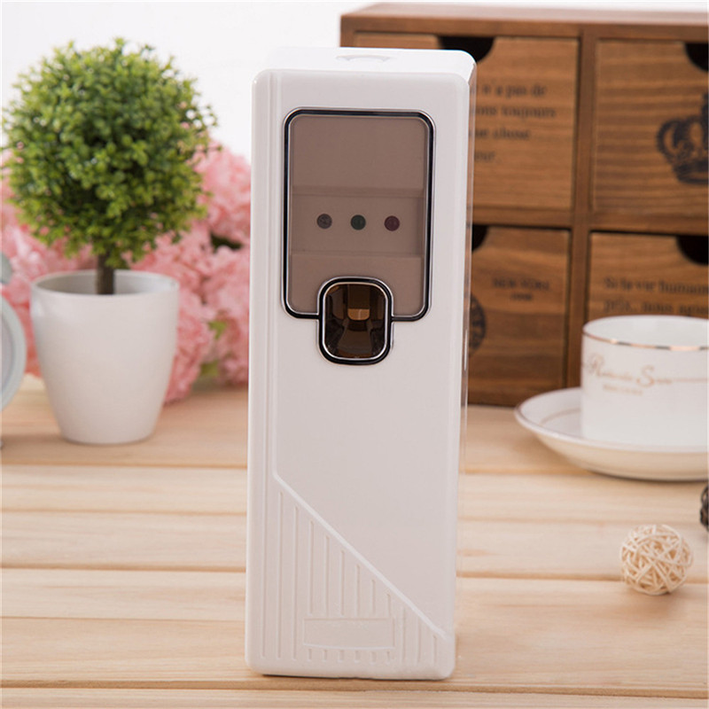 Automatic Aerosol Dispenser Flavoring Machine Air Freshener Hotel KTV Bathroom Fragrance for Hom