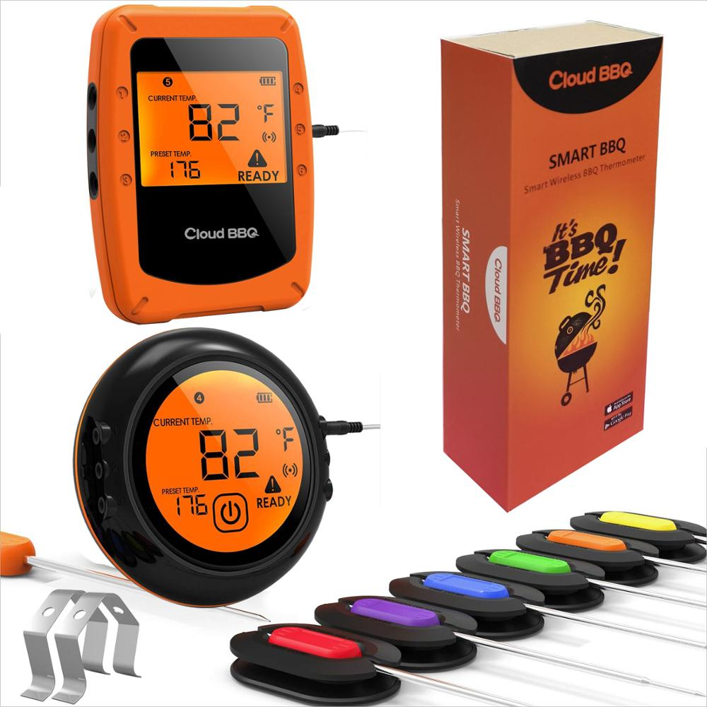 Meat BBQ Thermometer Bluetooth