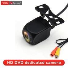 Junsun Auto rückansicht kamera 960P Auflösung wasserdicht 120 ° Weitwinkel reverse kamera parkplatz kamera für DVD