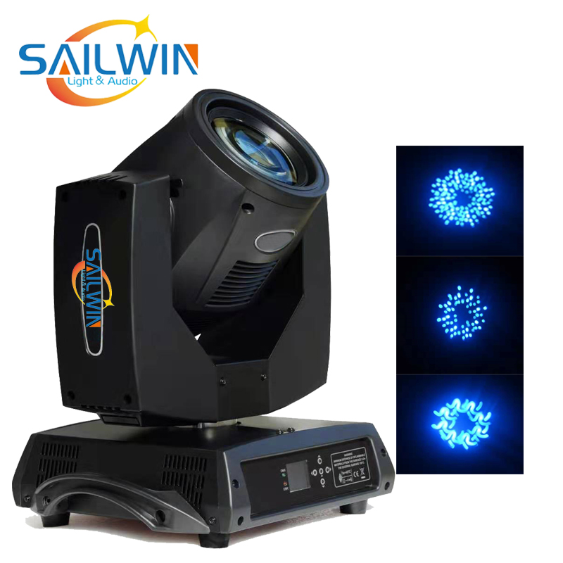 Sailwin DMX Stage Light Cheap 230W 7R Moving Head Beam Lights 200W 5R Lyre DJ Moving Head Lighting For Party Event Club