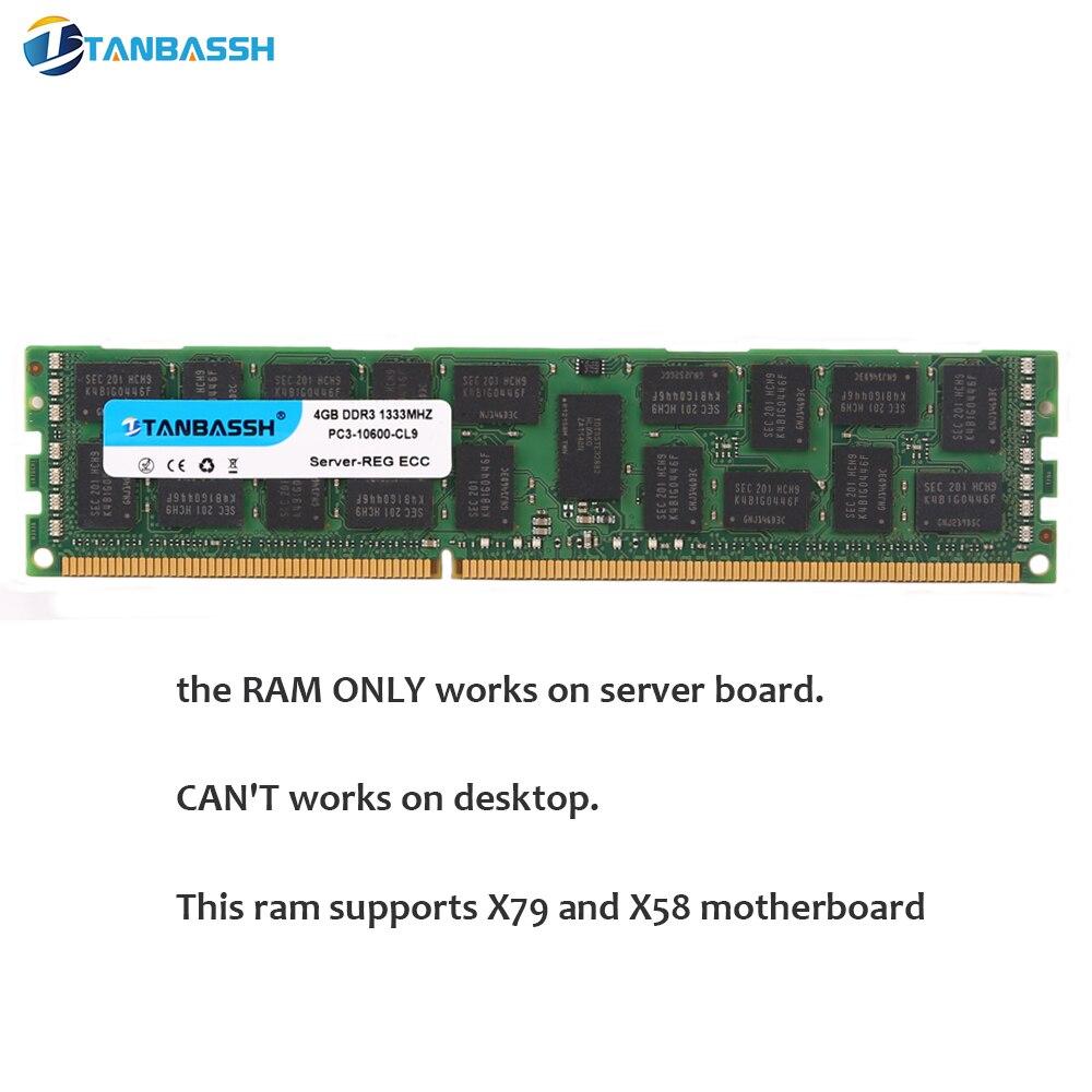 Micron 24GB 16GB 8GB 4GB 2RX4 PC3-10600R DDR3 1333 MHz ECC Reg Server RAM lot