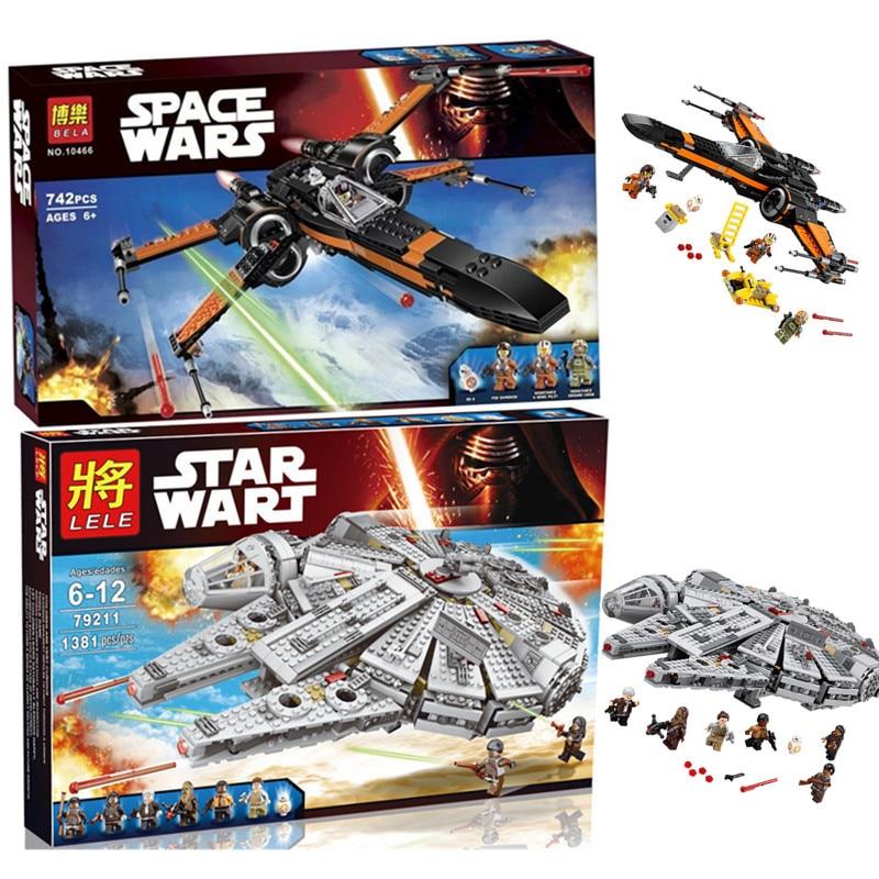 in-stock-falcon-starship-warship-spaceship-pvz-r2-d2-x-wing-fighter-building-blocks-toys-compatible-lepinblock-font-b-starwars-b-font-75257
