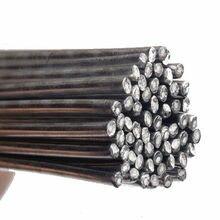 5/1pcs fácil de alumínio hastes de solda baixo ponto de fusão 1.6mm 2mm fio baixa temperatura sem necessidade de solda em pó navio livre haste de solda