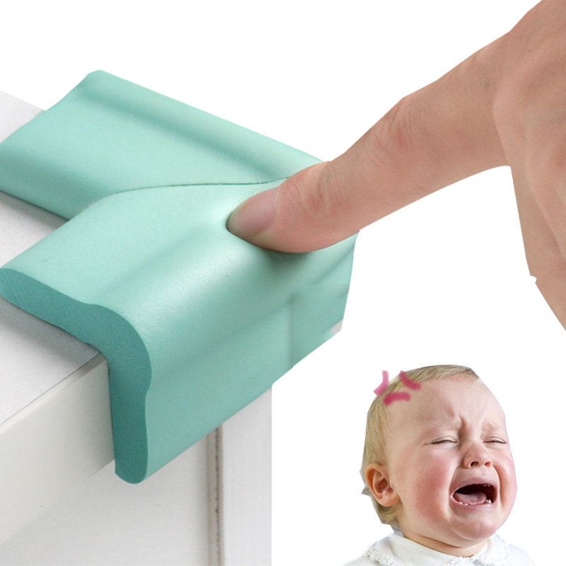 2M Baby Safety Table Corner Protector Children Protection Furniture Corners Angle Protection Child Safety Table Corner Protector