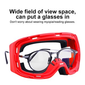 Image 3 - PHMAX Gafas de esquí magnéticas antiniebla de doble capa, para invierno, para hombre y mujer, con protección UV400