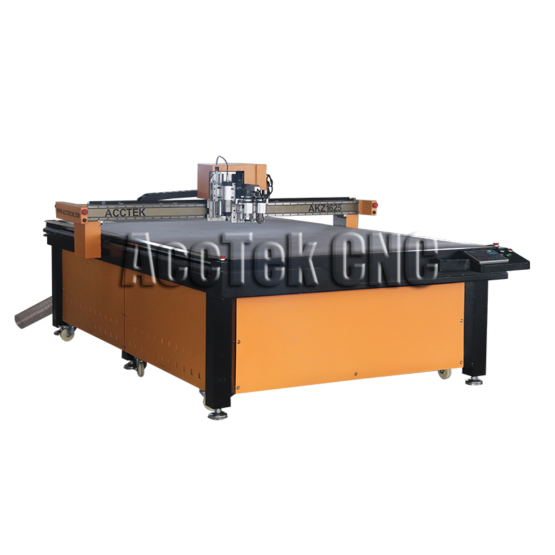 KT Board Cutting Machine Oscillating Knife Cutting Knitting Machine ,foam Cutitng Machine