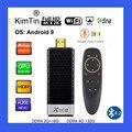 X96S 4K TV Stick Android 9 0 Mini PC 4GB 32GB Amlogic S905Y2 Quad Core 2 4G & 5GHz Dual Wifi BT 4 2 1080P H.265 Miracast TV Dongle-in TV-Stick aus Verbraucherelektronik bei