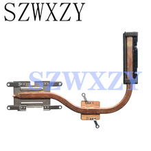 Охлаждающий радиатор SZWXZY для ноутбука HP 15-AY 15T-AC 15-AC 15-BE 815238-001 AT1EM0010K0 100% рабочий