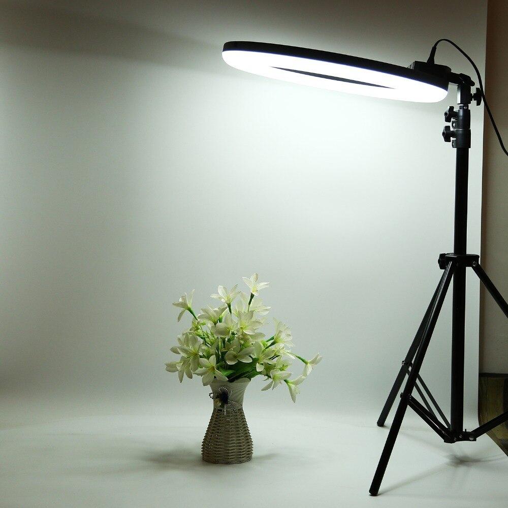 escurecido grande lâmpada com 200cm tripé para vídeo, maquiagem