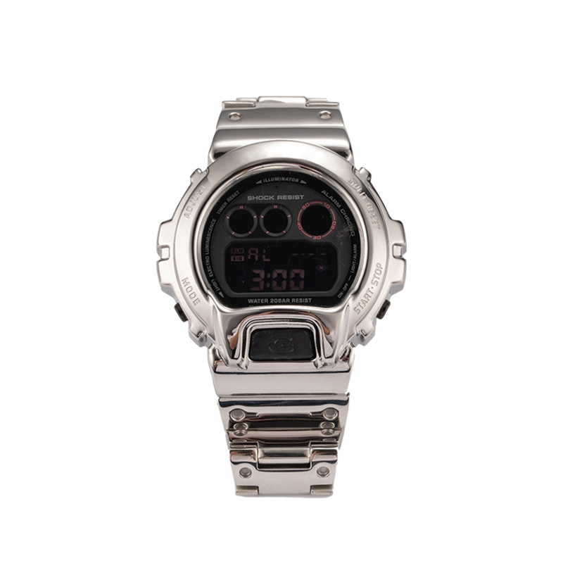 316 Stainless Steel Watchbands And Bezel For DW6900 Watch Case Bezel Watch Bracelet Watch Cover Accessories 5 Colors