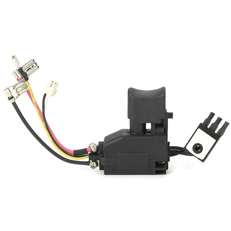 Switch For Makita 650731-7 6506379 DDF456Z BHP446Z BDF456Z BDF456RFE BDF446Z DDF456 DDF446 BHP456 BDF456 BDF446 DHP456 DF456D