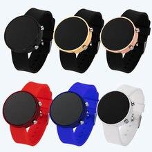 Цифровые часы для детей женские цифровые со светодиодным дисплеем