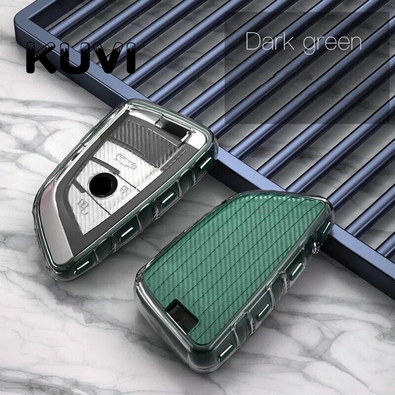 Новый мягкий ТПУ ключи чехол в виде ракушки для BMW X1 X3 X5 X6 X7 1/3/5/6/7 серии G30 G20 G32 G11 F20 Z4 F48 F39 G01 G02 F15 F16 G07