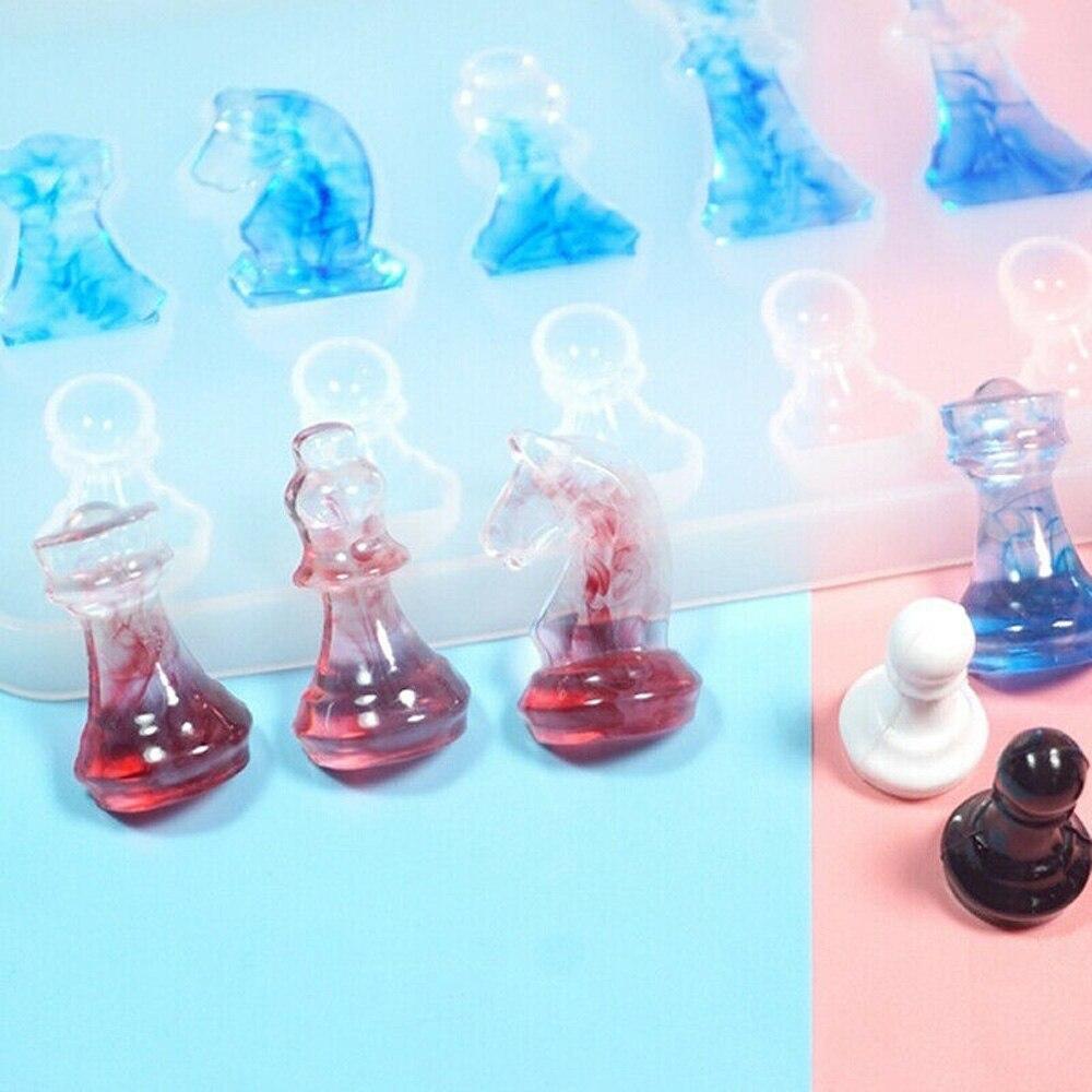 Resin Shaker Charms Molds DIY Stuff Moon Star Slime Fillings Flatback Cabochons