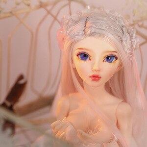 LIMITED Doll Moka 1/4 BJD Doll msd Resin cosmetics dolls fullset ball jointed dollfairyland minifee luts popovy sister