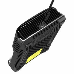 Image 4 - Time limited Sale Original NITECORE UMS4 3A Intelligent Faster Charging Superb Charger with 4 Slots Output Compatible AA Battery